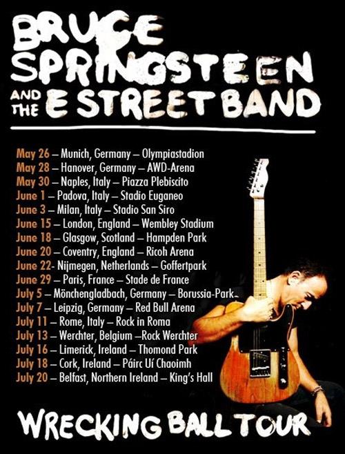 Springsteen Nijmegen 1