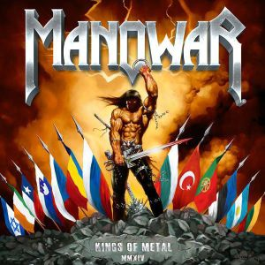 Manowar - Kings of Metal XXMIV