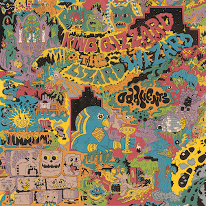 King Gizzard & The Lizard Wizard_FRONT