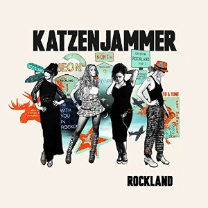 Katzenjammer - Rockland