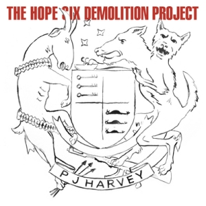 PJ Harvey cover The Hope Six